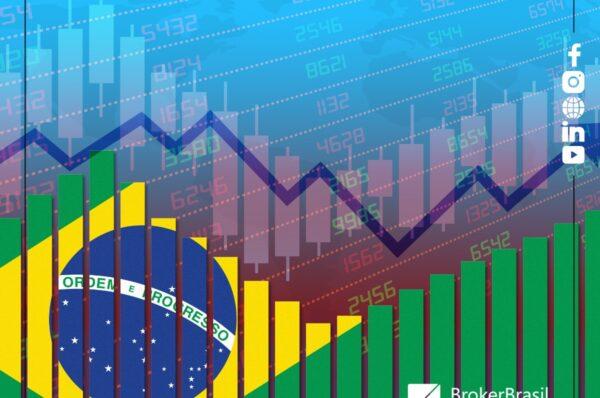 PIB MELHORA PROJEÇÕES PARA O ANO, LEVA BOLSA A RECORDE E COLOCA DÓLAR EM R$ 5,14